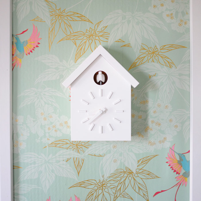 cuckoo for magis cu clock kootut murut. Black Bedroom Furniture Sets. Home Design Ideas