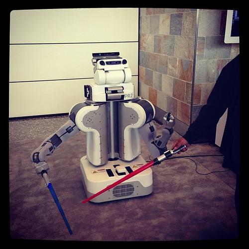 Robot Jedi #io2013