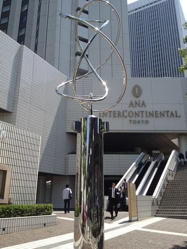 ANAインターコンチネンタルホテル東京 by haruhiko_iyota