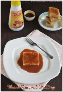 Eggless Caramel Puddding