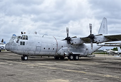 Lockheed KC-130F Hercules C/N 282-3680 BuNo 149798 (National Naval Aviation Museum)