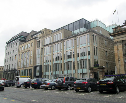 Art Deco Style, George Street, Edinburgh