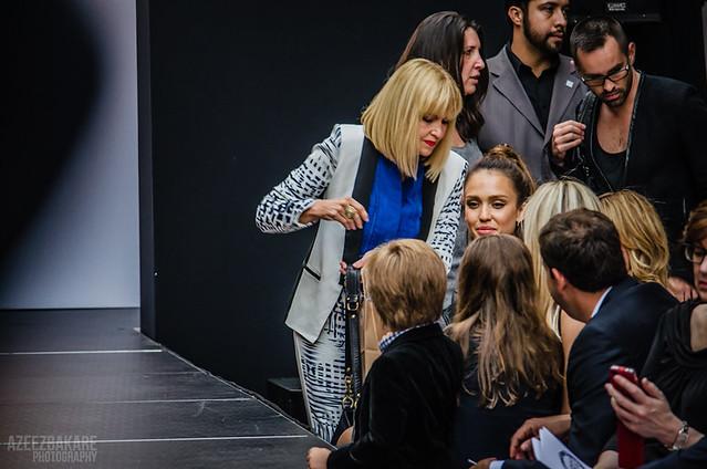 Bethesda Row Fashion Show   05/17/13