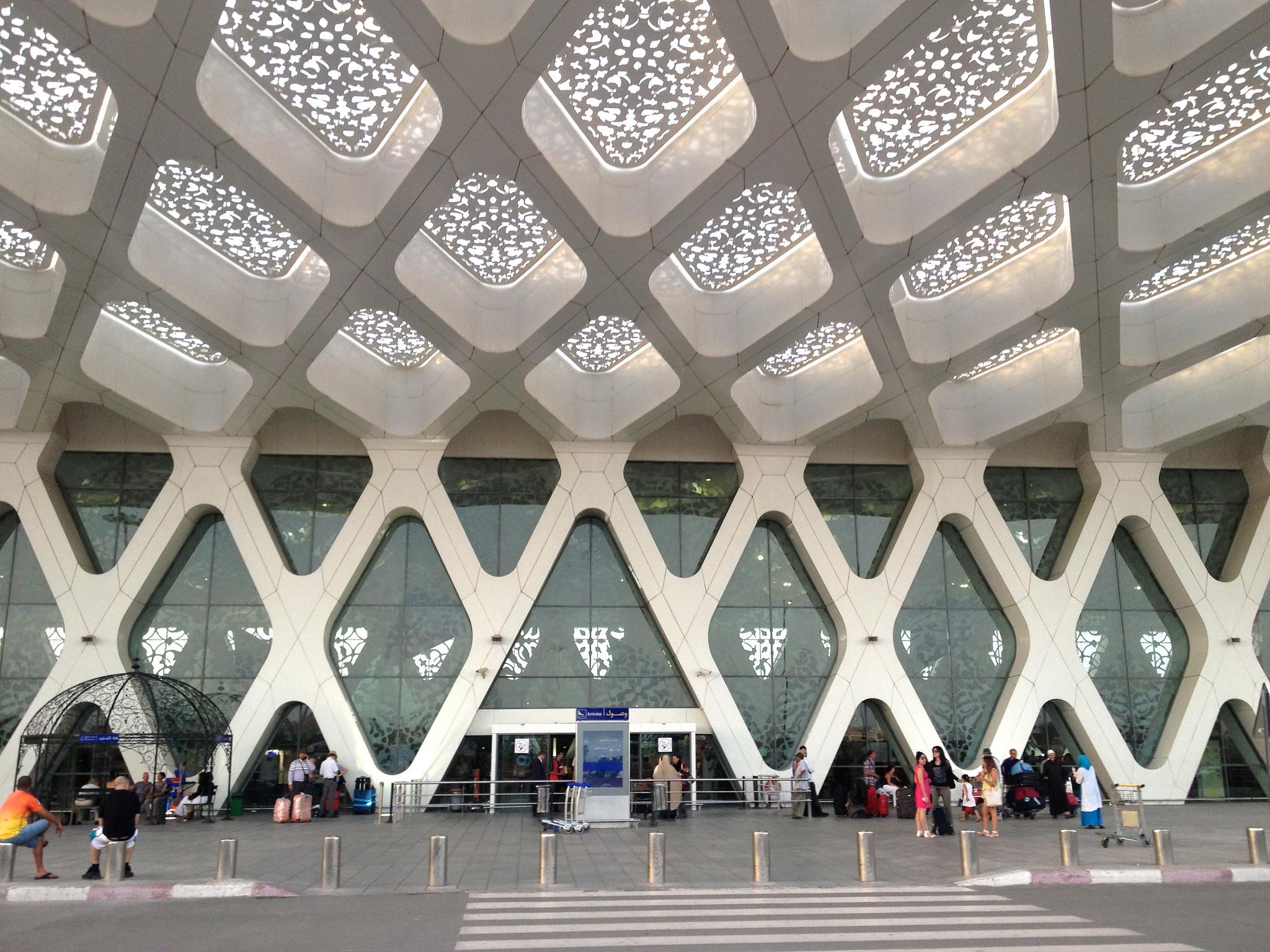 Marrakesh Menara International Airport [2048x1536]