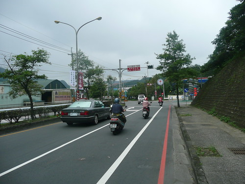 100 km - Heading out of Keelung