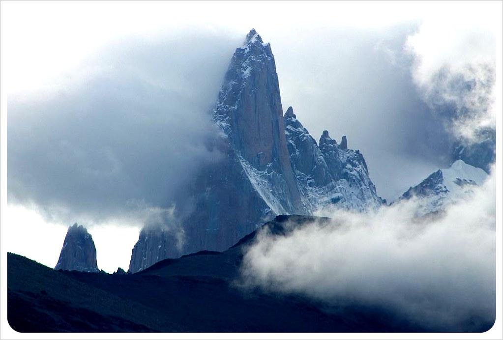 el chalten cerro torre mountain