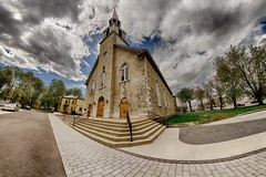 Eglises et monumemts
