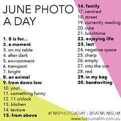 June 2013 FMS Prompts