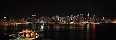 New York City - Manhattan Skyline from Hamilton Park 03