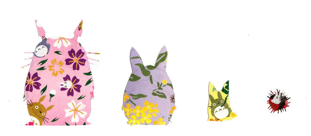Totoro Line Up