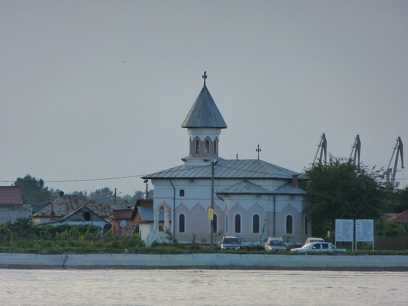 Romanian orthodoxy church