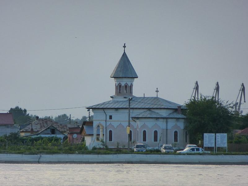 Romanian orthodoxy church