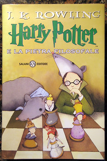 170/365 Harry Potter e la Pietra Filosofale
