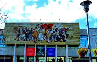 Skanderberg Square Tirana Albania #Dailyshoot