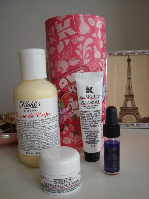 Kiehl's Love Me All Over Set