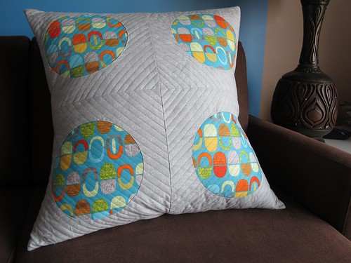 mid mod circle pillow 1-Cheryl Arkison