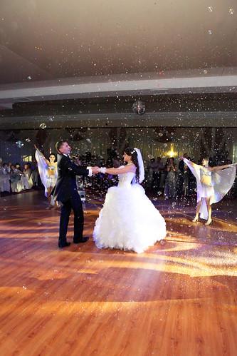 """Concurs """"Primul dans al mirilor"""" !!! > Andrei & Veronica"""