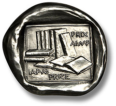 IAPN book award medal
