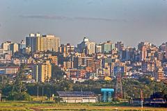 Vista do Aeroporto Salgado Filho (HDR)