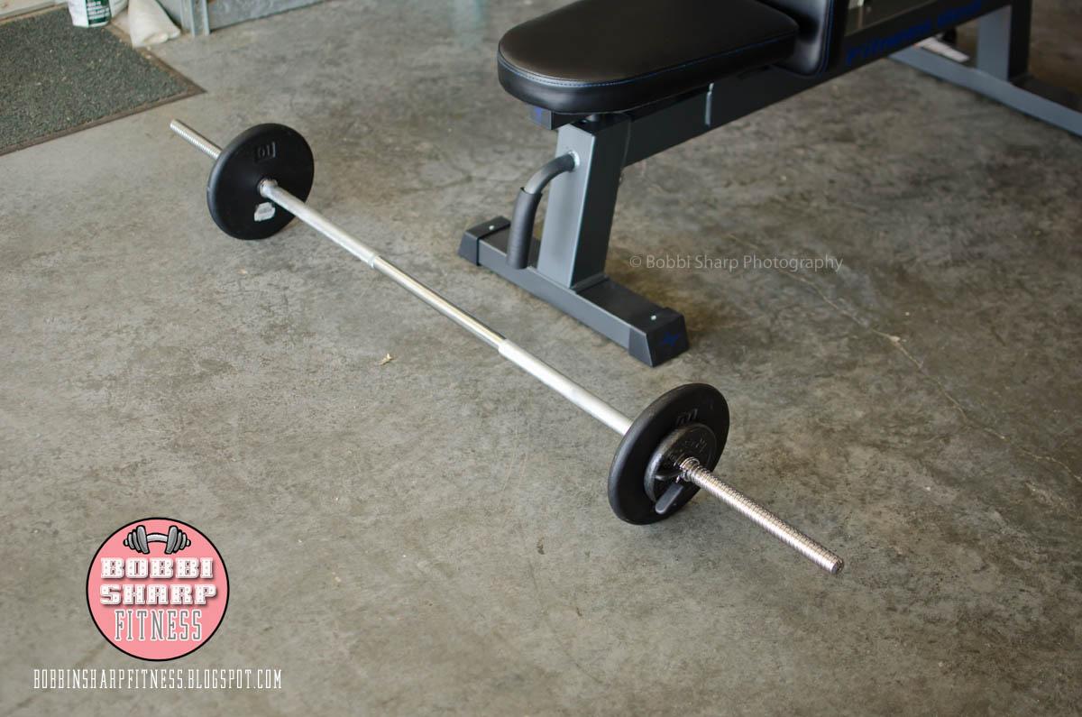Bobbi sharp fitness how do you it my home gym
