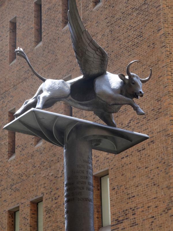 Flying Bull