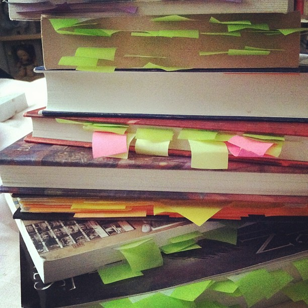 Day 1 - Bookish #iggppc30d2 #books #nerd