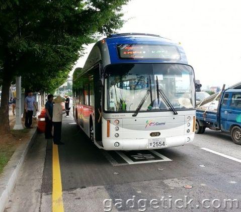 OLEV-автобусы