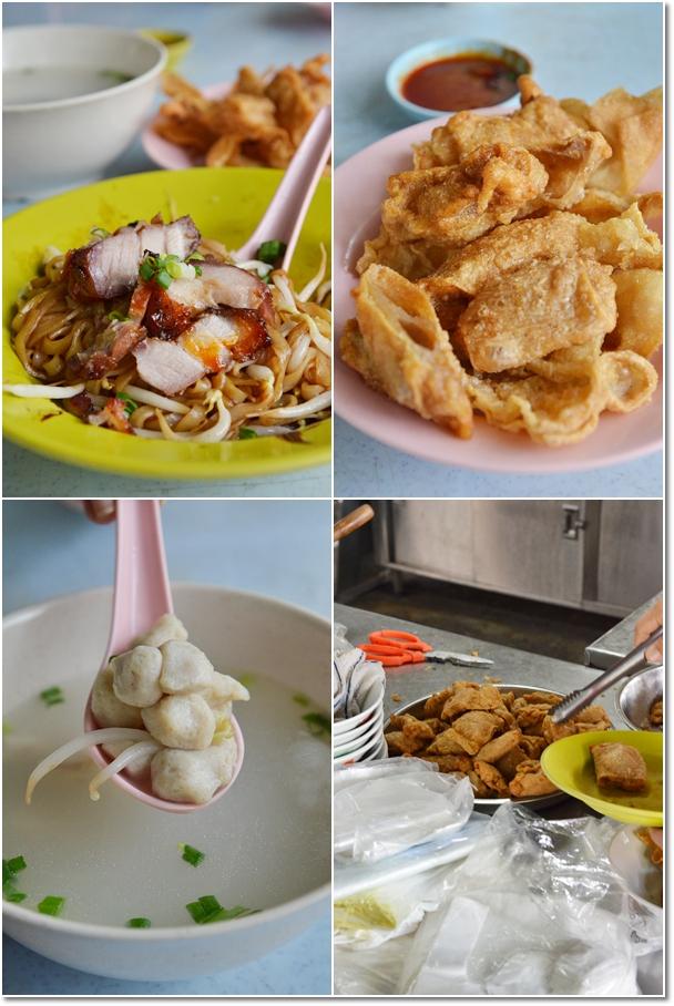 Menglembu Yu Dan Zai Noodles Stall 2