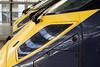 日本製高速列車「ジャベリン」に乗車する