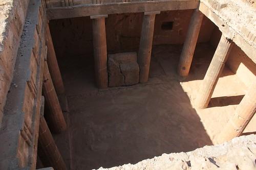 Paphos: le tombe dei Re