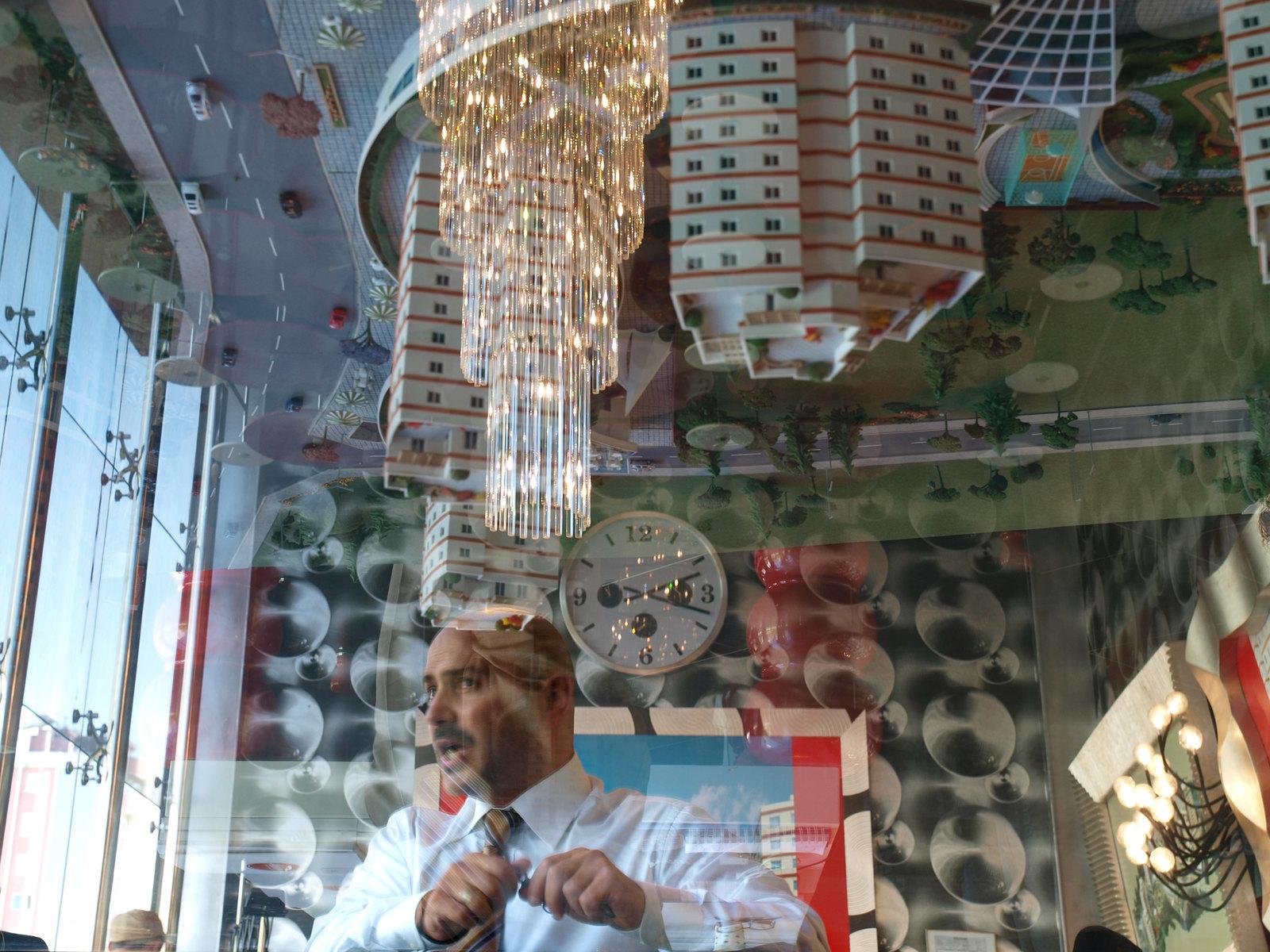 Portraits d'Istanbul - l'entrepreneur immobilier