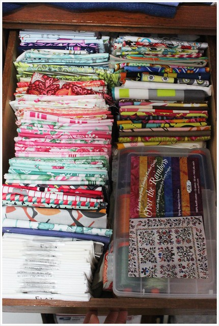 Drawer_ more fat quarters