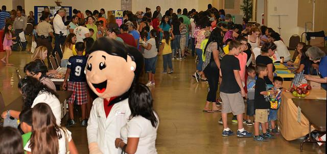 """7 Feria de Salud """"Back to School"""" en Del Río, Texas"""