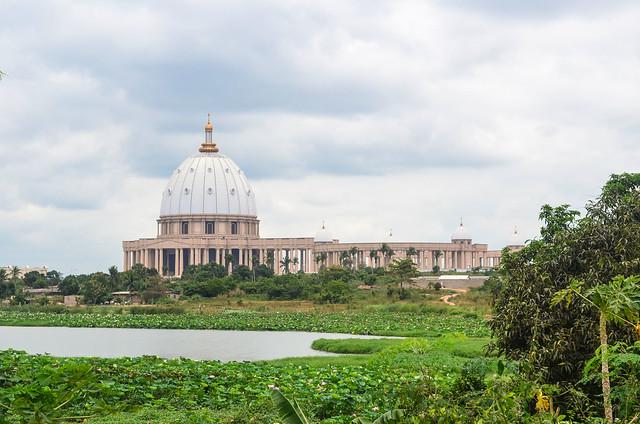 Basilique Notre-Dame de la Paix de Yamoussoukro