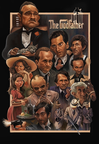 The Godfather by Carlos Castro Pérez