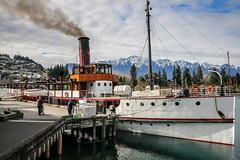 TSS Earnslaw Steamship