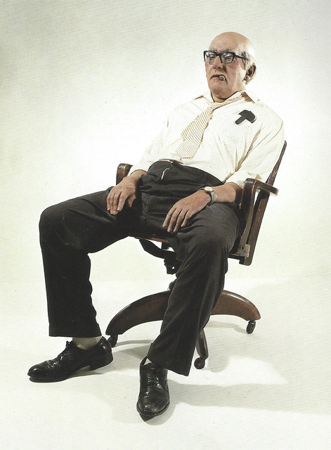 Duane Hanson, Businessman, 1971