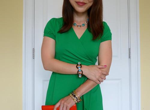 bijoux green