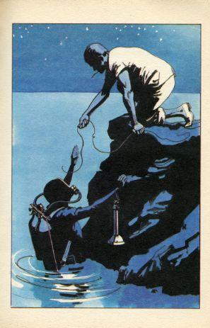 Michel fait de la planche à voile, by Georges BAYARD-image-50-150