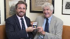 Wales Triple Crown gold medal
