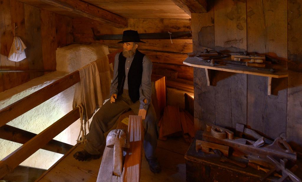 La casita de heidi c mo ir y volver con 1000 historias - Tocar madera casas ...