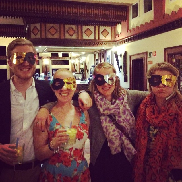 me and my siblings, new year's eve, kap verde