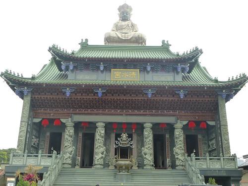 Ta-Kaohsiung-Lotus Pond-Chauchai Temple (6)