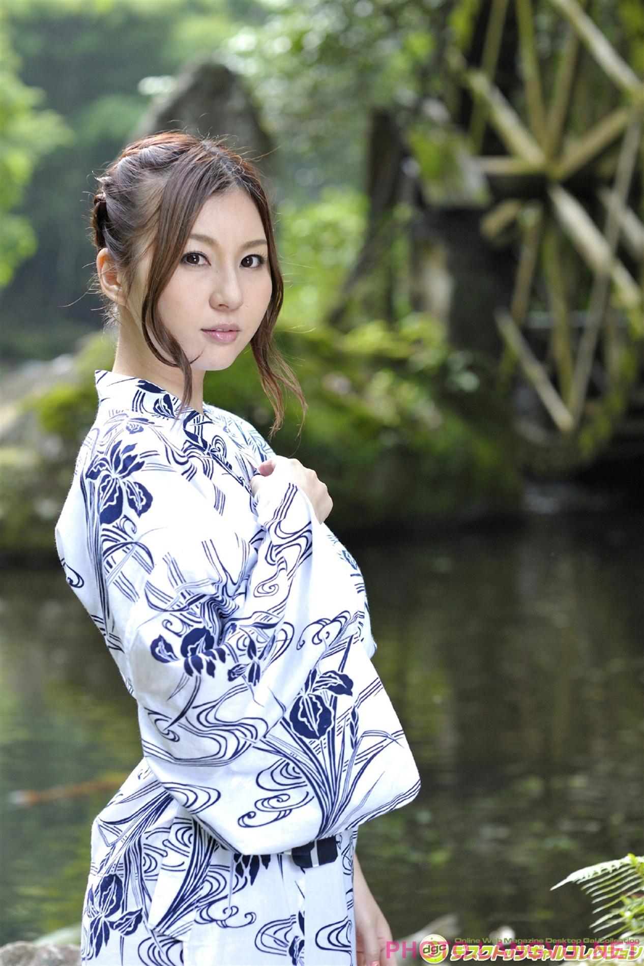 DGC No 1213 Yui Tatsumi - Page 7 of 11 - Ảnh Girl Xinh