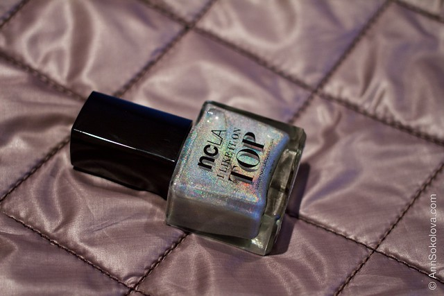 04 NCLA   I Like It On Top   Shimmer Me Pretty +  Dior   Underground flash