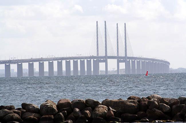 Puente de Öresund. © Paco Bellido, 2007