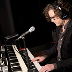 Thu, 29/01/2015 - 3:42pm - Father John Misty Live in Studio A, 1.29.2015 Photo by Deirdre Hynes