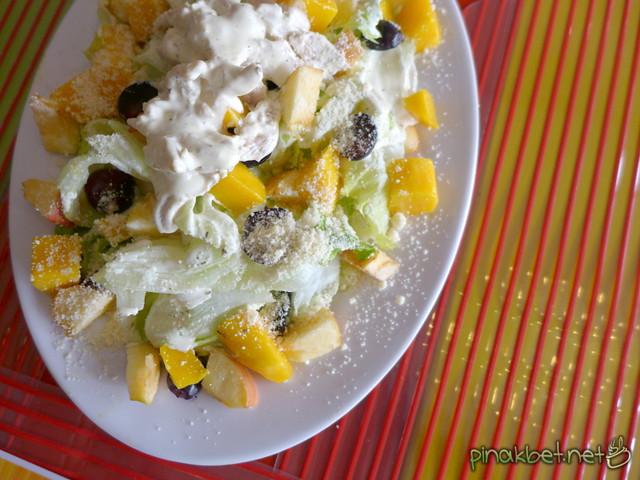 Amigos Chicken Salad Large (210 Pesos)