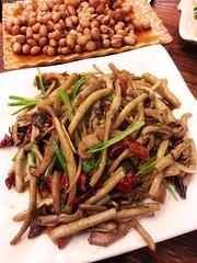 Bamboo / Bacon / Nuts