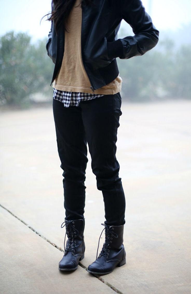 what to wear with combat boots ideas, austin texas style blogger, austin fashion blogger, austin texas fashion blog